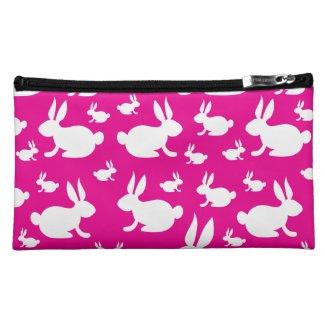 Bunny Rabbit Makeup Bags