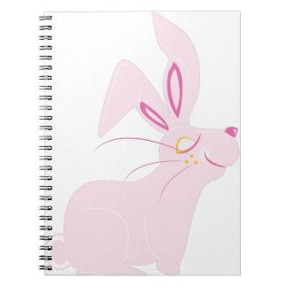 Bunny Rabbit Notebook