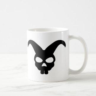 Bunny Rabbit Skull Classic White Coffee Mug