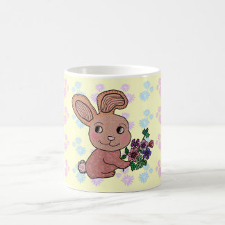 Bunny Rabbit Smile Coffee Mug