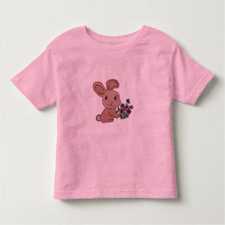 Bunny Rabbit Smile Toddler T-shirt