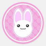Bunny Rabbit Usagi Kawaii Stickers