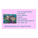 Bunny Rabbits in Fantasyland: A Hare Tale Business Cards
