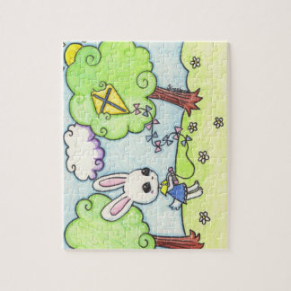 Bunny s kite is stuck in a tree puzzle