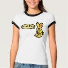 """Bunny Says """"Meh"""" T-Shirt"""