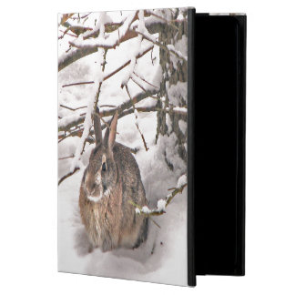 Bunny Seeking Shelter Case For iPad Air
