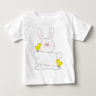 Bunny Sign Baby T-Shirt