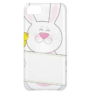 Bunny Sign Cover For iPhone 5C
