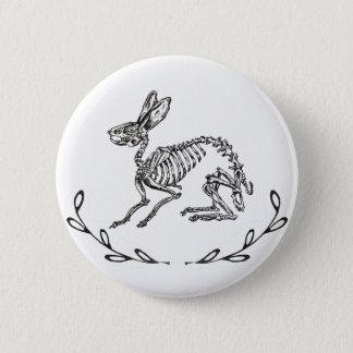 Bunny Skeleton Button