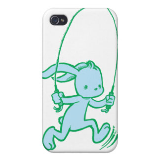 Bunny Skips Rope IPhone 4 Case