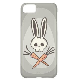 Bunny Skull Crossbones Cartoon Case For iPhone 5C