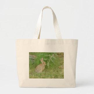 Bunny So Cute Large Tote Bag