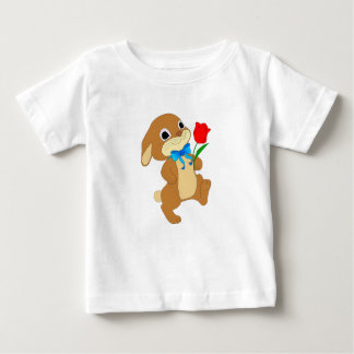 Bunny So Happy - Baby t-shirt