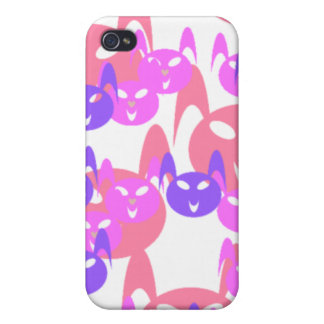 Bunny Society iPhone 4/4S Cover