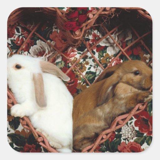 Bunny sticker 13