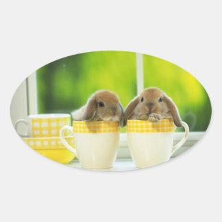 Bunny sticker 5