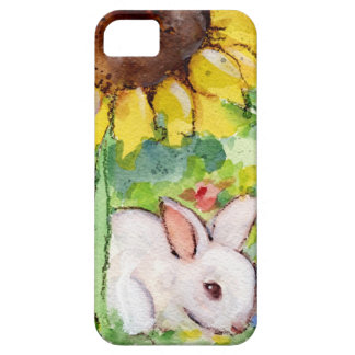 Bunny & Sunnflower iPhone 5 Covers