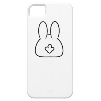 Bunny Tail iPhone 5/5S Covers