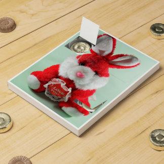 Bunny toy countdown calendar