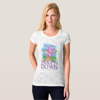 Bunny Trail: Burnout tee