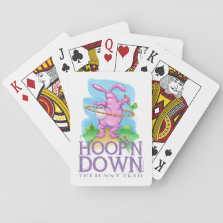 Bunny Trail: Playing Cards