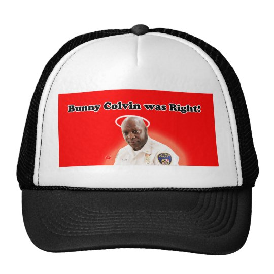 Bunny Was Right! Trucker Hat