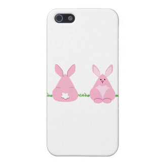Bunny Watching Case For iPhone SE/5/5s