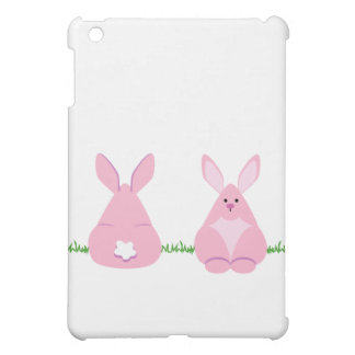 Bunny Watching Cover For The iPad Mini