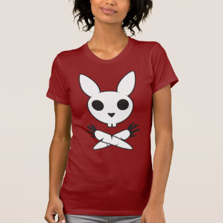 Bunny With Carrots Tee Shirts