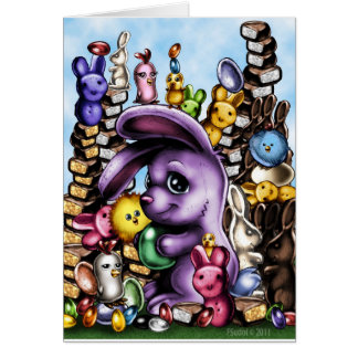 BunnyEaster1b Card