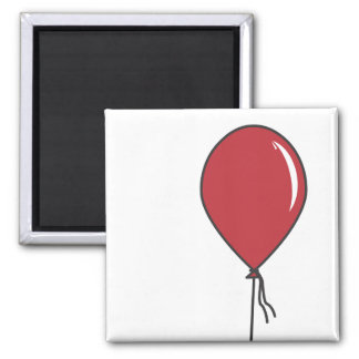 BUNNYFLY 2 INCH SQUARE MAGNET