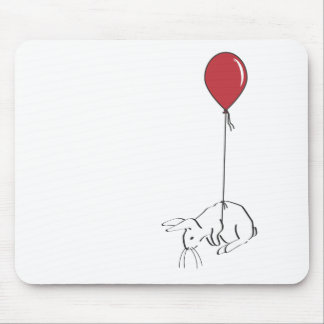 BUNNYFLY MOUSE PAD