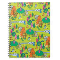 Bunnyland Notebook