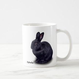 BunnyLuv mug featuring Ophelia