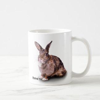 BunnyLuv mug featuring Petra