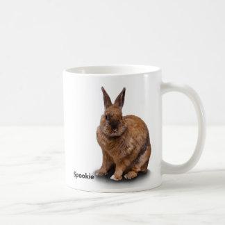 BunnyLuv mug featuring Spookie