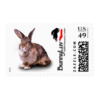 BunnyLuv postage stamps featuring Petra