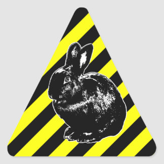 BunnyLuv Rabbit Sticker