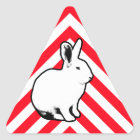 BunnyLuv Rabbit Sticker 2