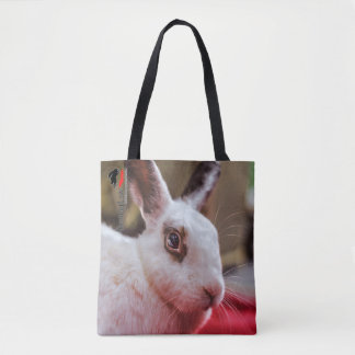 BunnyLuv Tote Bag featuring Emma & Margo