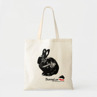 BunnyLuv Tote Bag featuring Ophelia