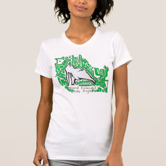 Bunnyoga - Bound Extended Side Angle Shirt