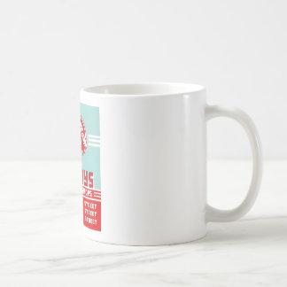 Bunnys Waffle Shops Coffee Mug