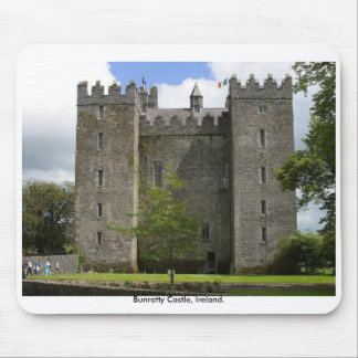Bunratty Castle, County Clare, Ireland. Mouse Pad