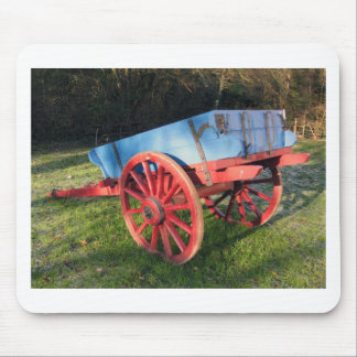 Bunratty farm cart mouse pad