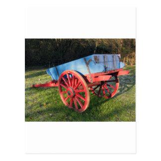 Bunratty farm cart post cards