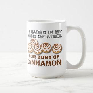 Buns of Cinnamon Funny Mug