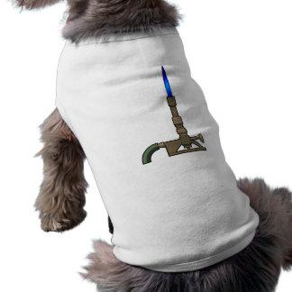 Bunsen Burner Pet Clothing