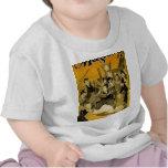 Bunter-1 Camisetas