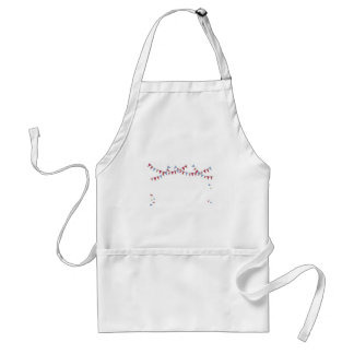 Bunting - Adult Adult Apron